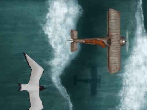 DAVIDE LUCCHESI. illustrazione analogica e digitale. Elaborazione e creazione in Procreate per iPad Pro